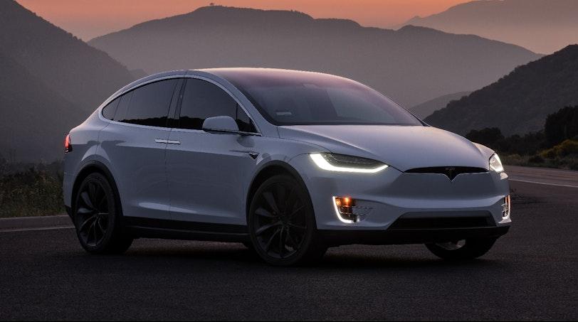 Win Your Very Own 2019 Tesla Model X P100D