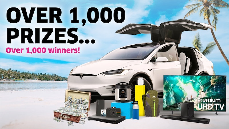 Win Your Very Own 2019 Tesla Model X P100D